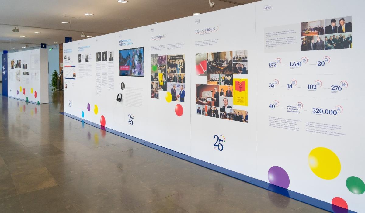 Exposição 25 Anos Fundação BIAL